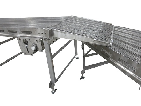 AquaPruf 7400 Ultimate Stainless Steel Conveyor